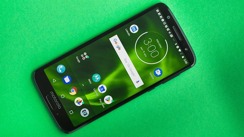 AndroidPIT moto g6 review 5695