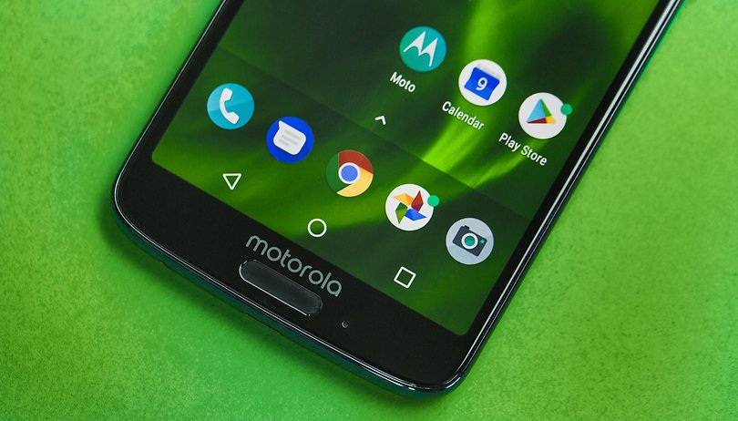 Android Pie lands on the Moto G6, G6 Play and Z3 Play