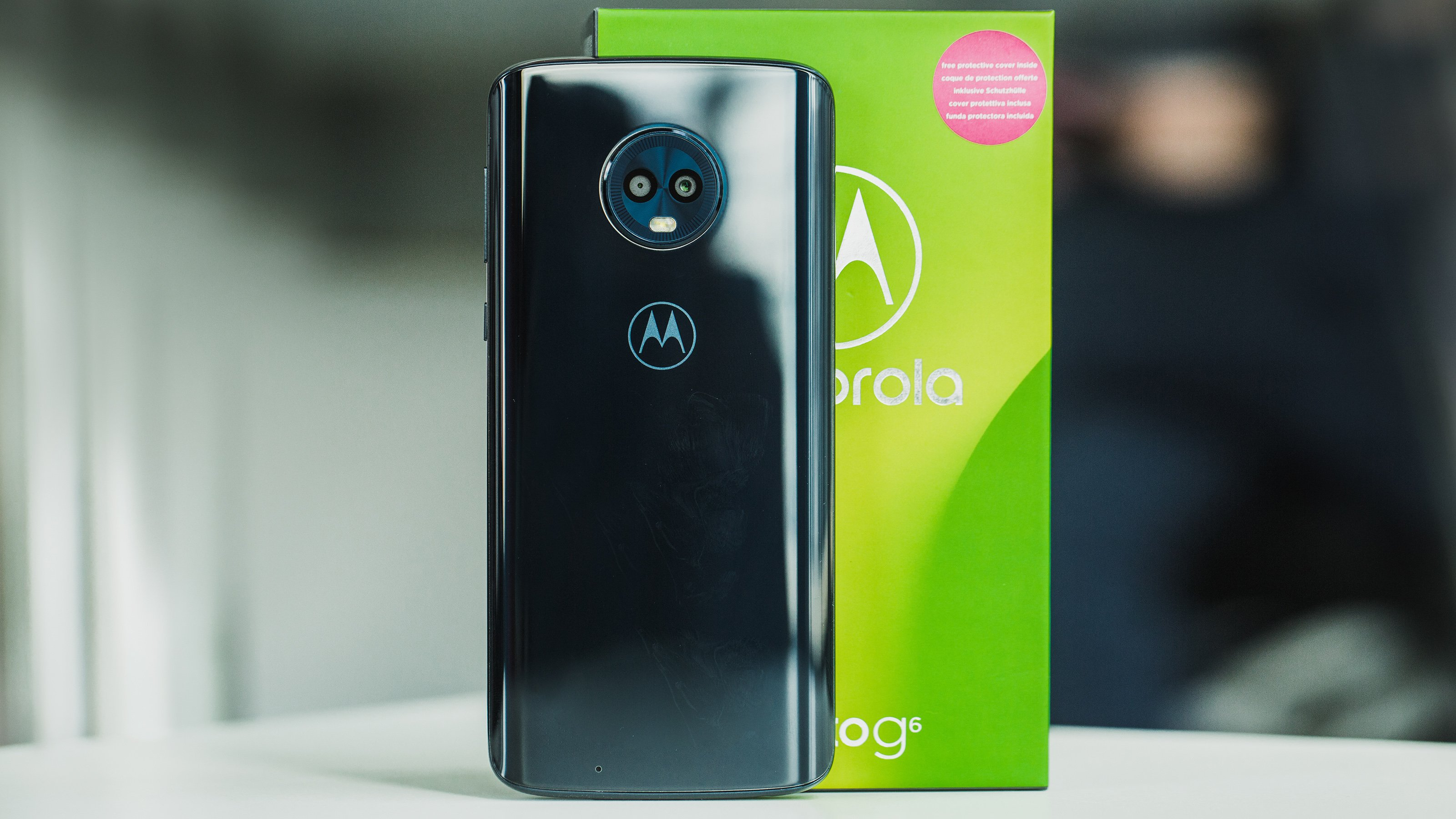 motorola moto g6 review a strong comeback for the g series androidpit. Black Bedroom Furniture Sets. Home Design Ideas