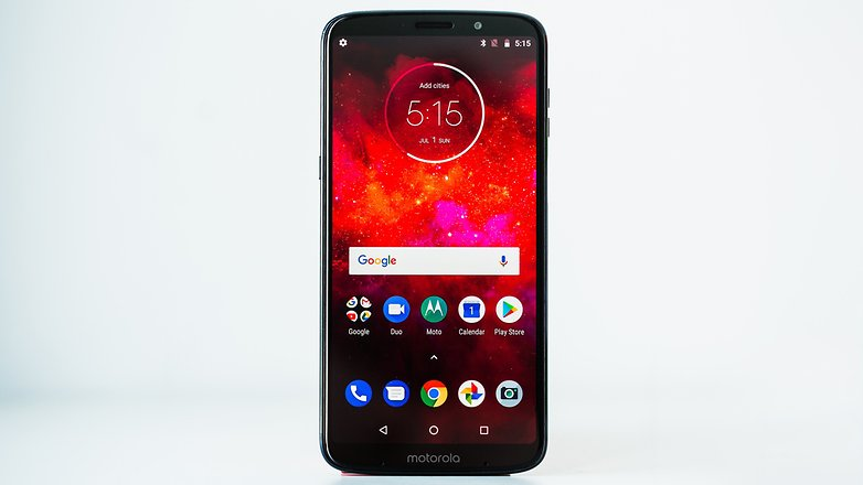 AndroidPIT moto z3 play 6708