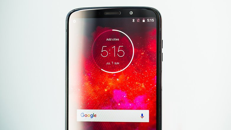 AndroidPIT moto z3 play 6713