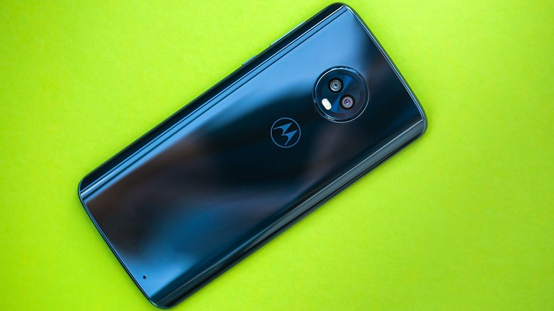 6af7ef225 Review do Moto G6 Plus  a Motorola definitivamente evoluiu a linha G ...