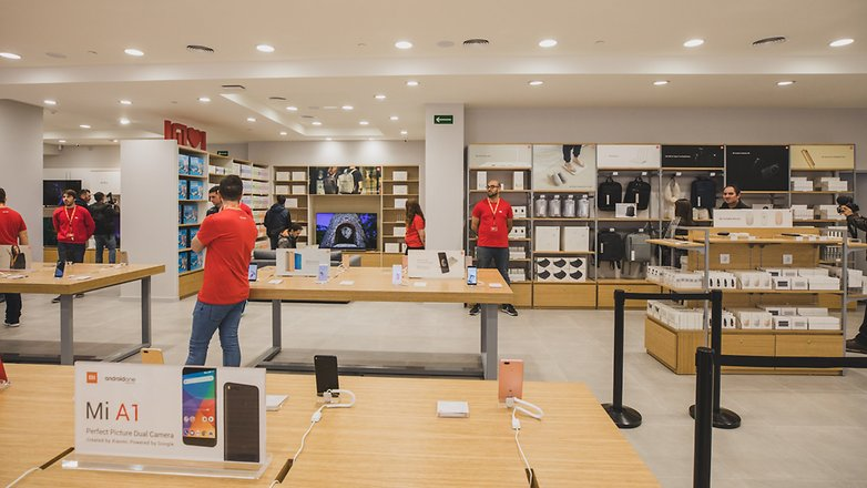 AndroidPIT Xiaomi Shop Barcelona 6435