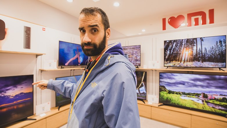AndroidPIT Xiaomi Shop Barcelona 6540