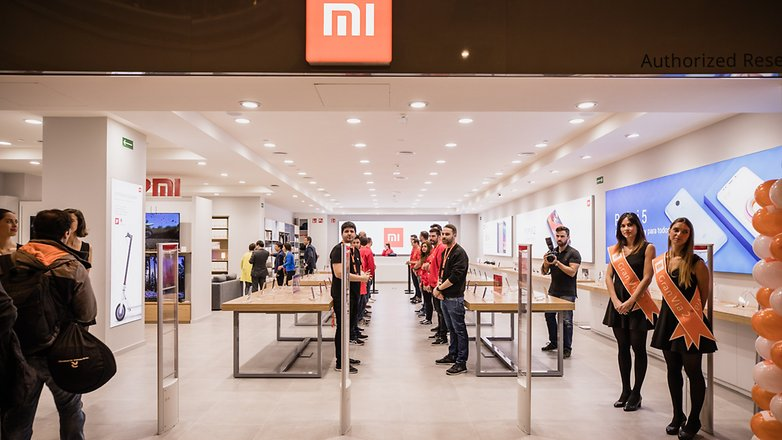 AndroidPIT Xiaomi Shop Barcelona 6628