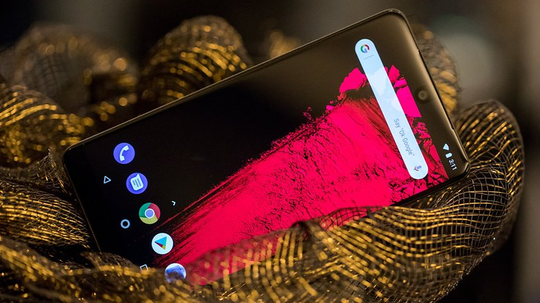 AndroidPIT essential phone 7971