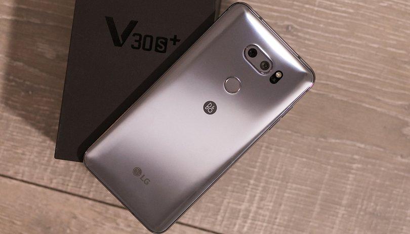 LG V30S ThinQ: il futuro degli smartphone è nell'AI