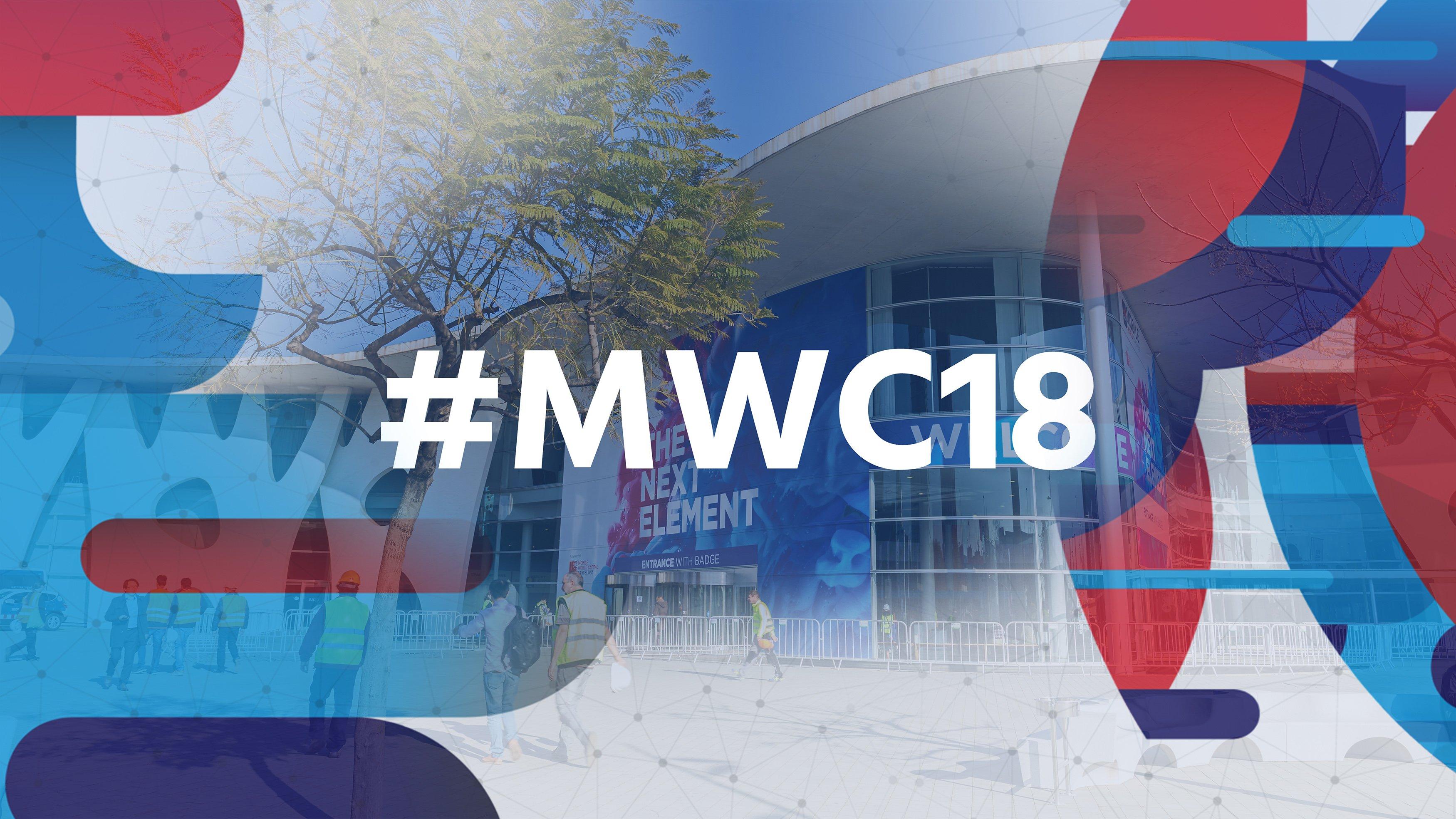Samsung a tout pour être le roi du MWC 2018 - AndroidPIT