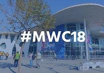 Sesiones en directo de AndroidPIT desde el MWC 2018