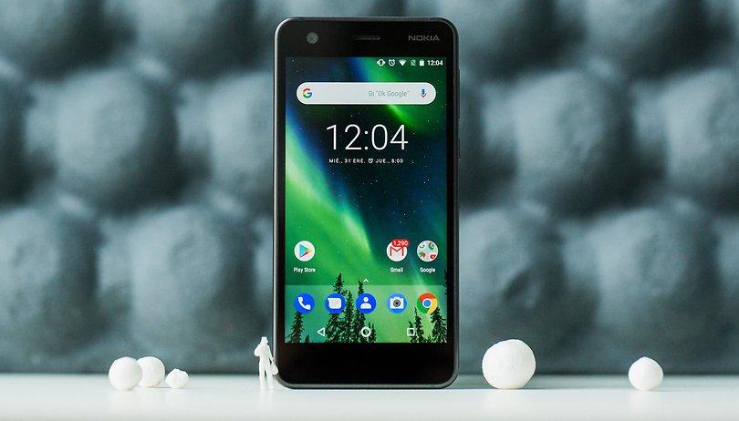 Test du Nokia 2 : enfin un smartphone qui tient deux bonnes journées !