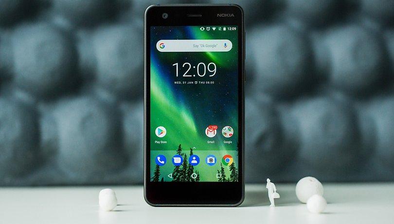 Nokia 2 a nudo nel nostro video unboxing