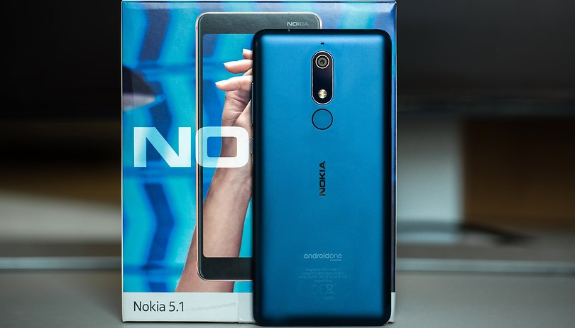 Nokia 5.1: Langsamer Knipser mit tollem Display