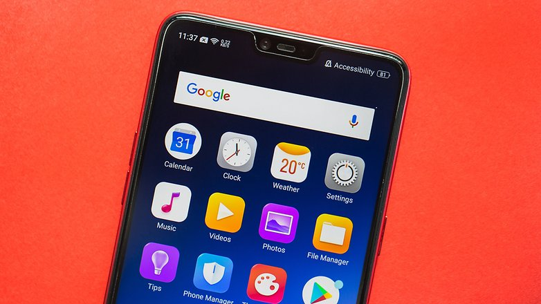 AndroidPIT oppo f7 5226