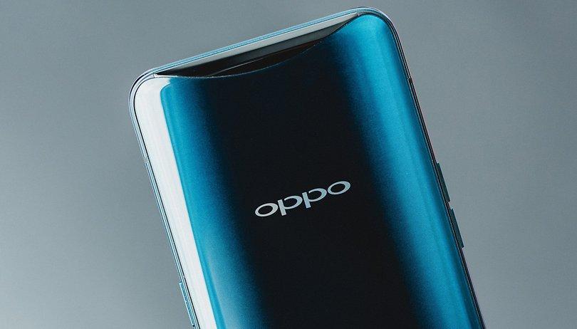 Oppo bringt sein Falt-Smartphone mit zum MWC 2019