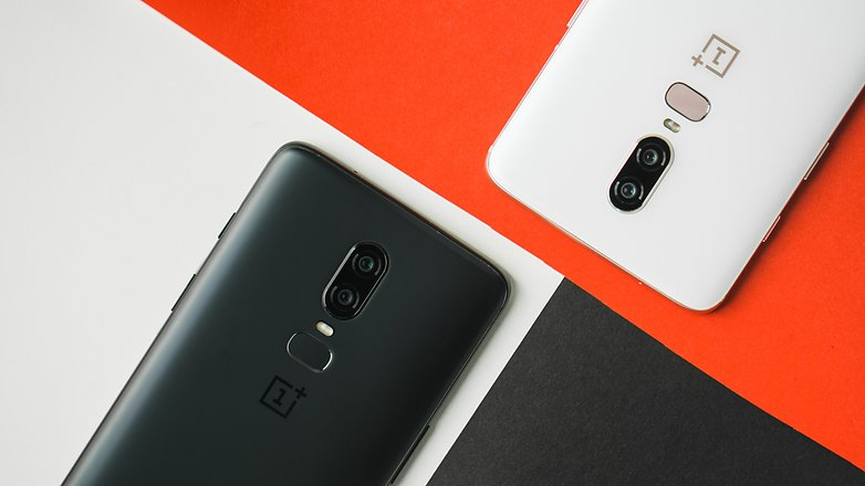 AndroidPIT OnePlus 6 7999