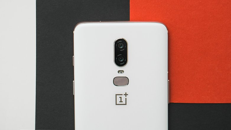 AndroidPIT OnePlus 6 8003