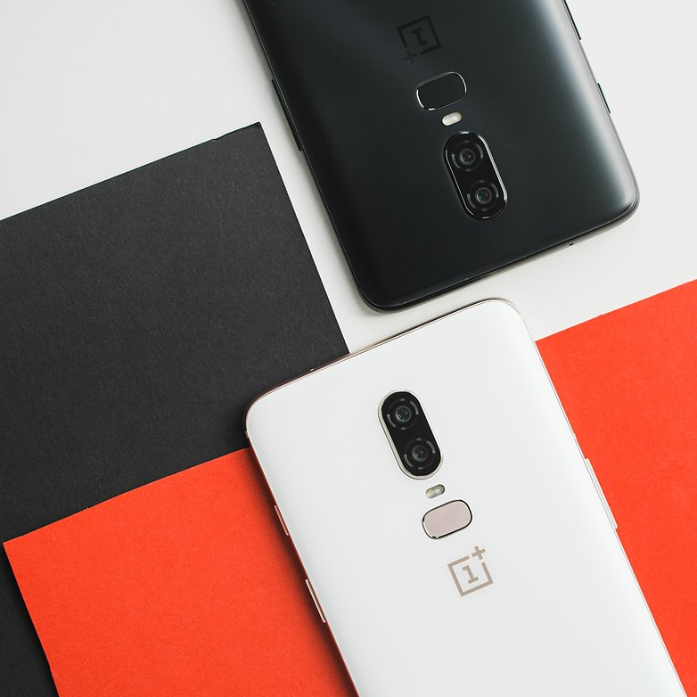 AndroidPIT OnePlus 6 8020