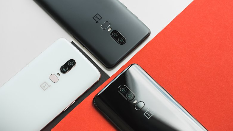 AndroidPIT OnePlus 6 8032