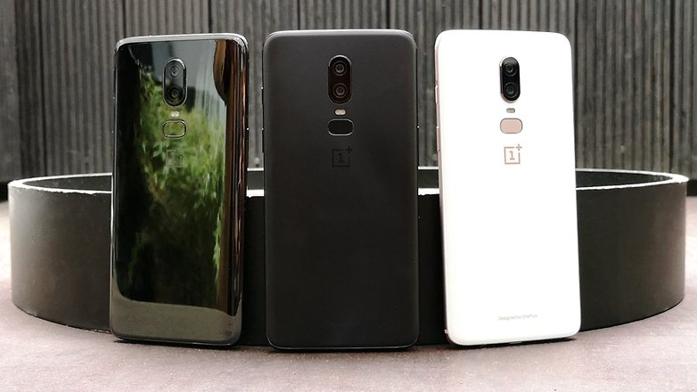 AndroidPIT Oneplus 6 1