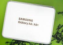 Galaxy A6 und A6+ ausgepackt: So sieht Samsungs neue Mittelklasse aus