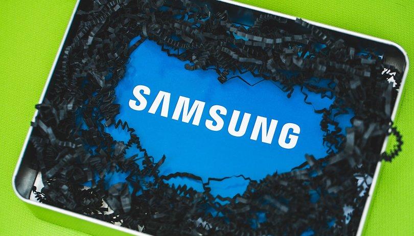 Samsung quer design novo com sensores e biometria sob a tela a partir de 2019