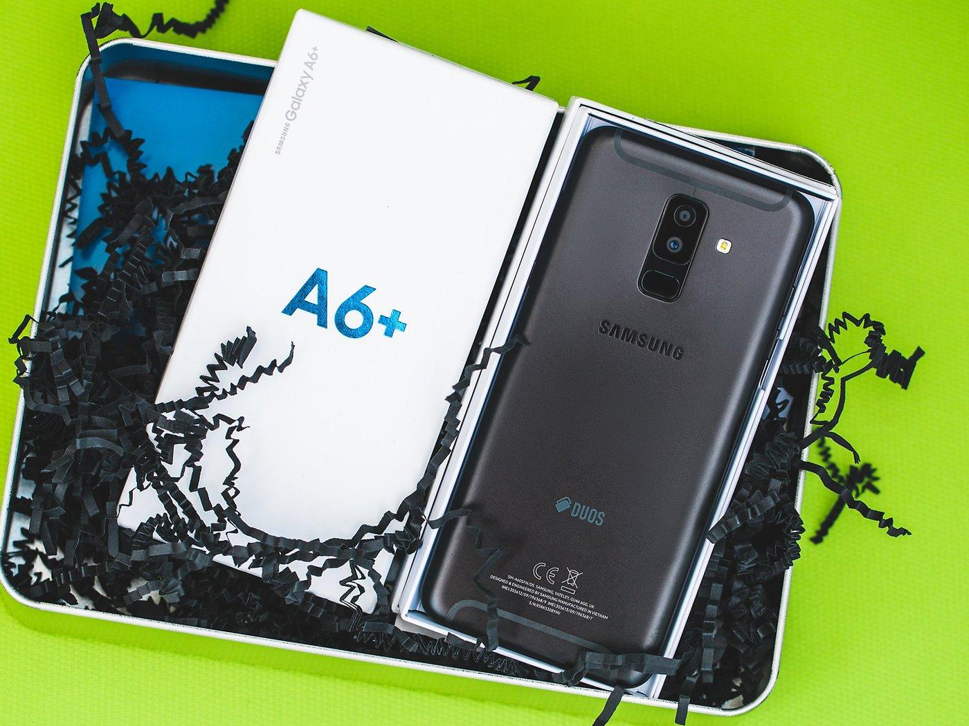 Samsung Galaxy A6 Im Test Ein Gutes Display Alleine Reicht Nicht