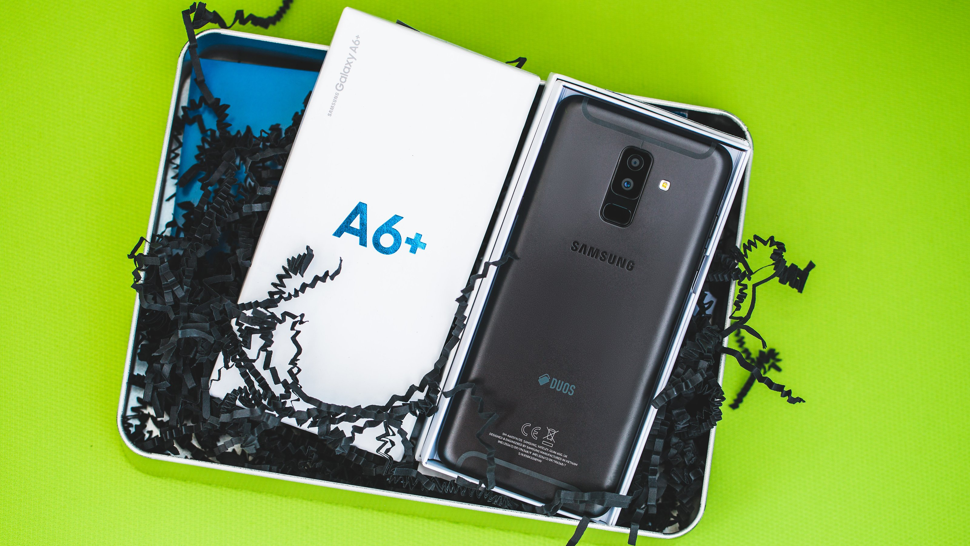 samsung galaxy a6 review middle class pretender androidpit. Black Bedroom Furniture Sets. Home Design Ideas