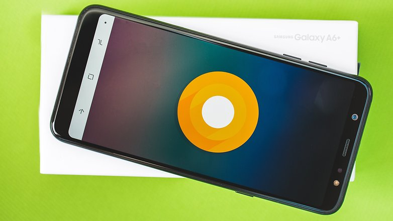 AndroidPIT Samsung Galaxy A6 plus 8677