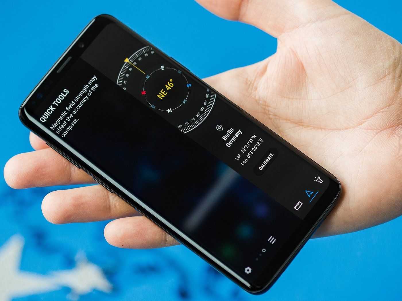 Die Besten Tipps Und Tricks Fur Das Galaxy S9 Androidpit