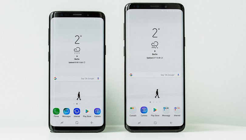 Experiencing call problems on the Galaxy S9/S9+? Here's how to fix them