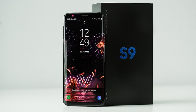 4185b82d1b Samsung Galaxy S9 review  still solid for 2019