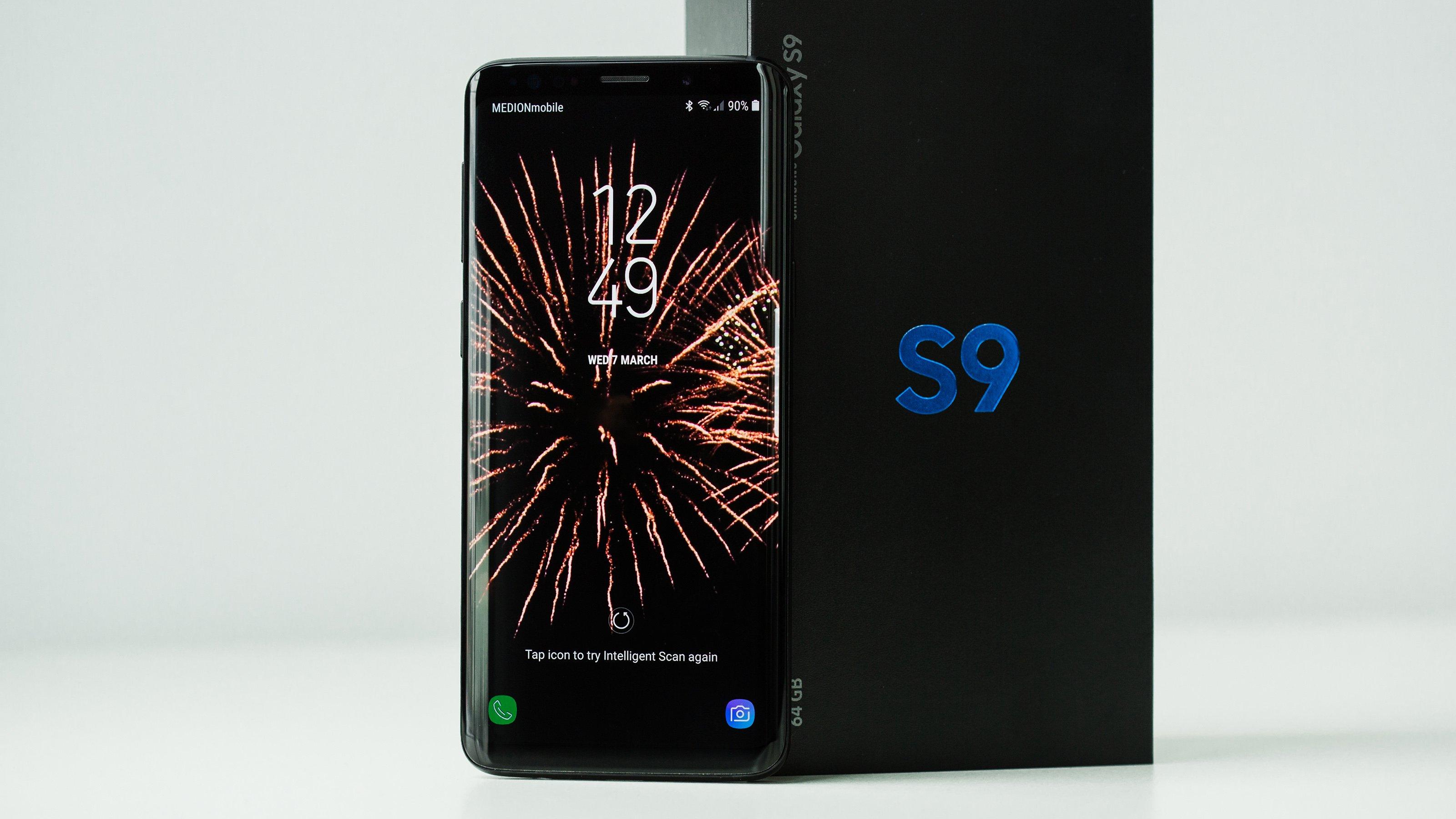 SAMSUNG GALAXY S9 BATTERITID