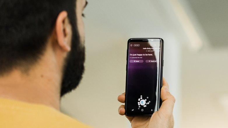 AndroidPIT Samsung Galaxy S9 diary 1010