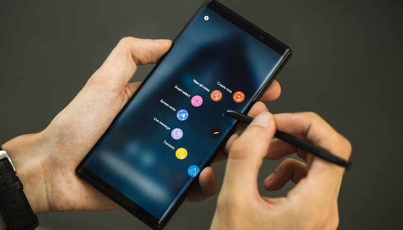 Samsung Galaxy Note 10 : le S-Pen aura son propre appareil photo