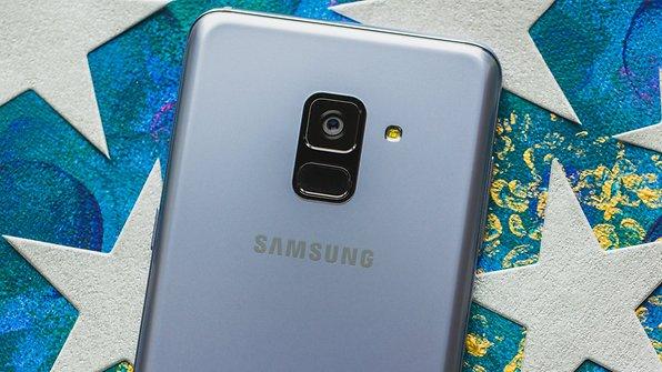 Samsung Galaxy A8 2018 Im Test Das Kleine S8 Mit Dem Selfie Plus