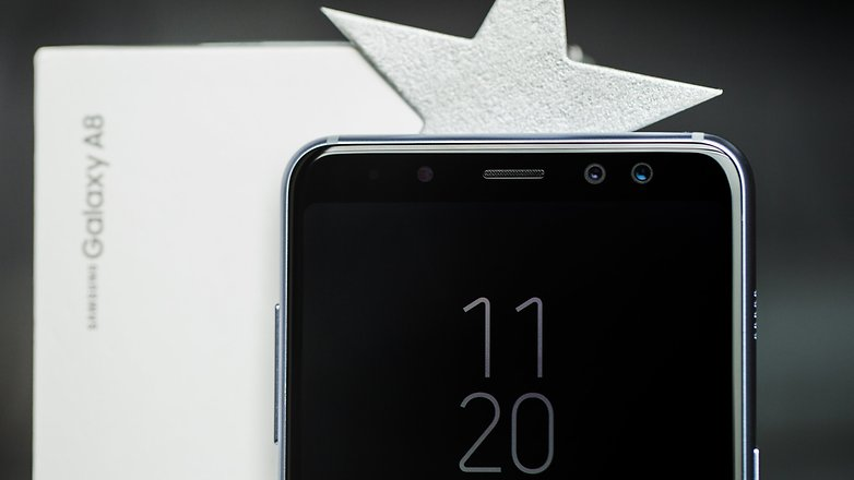 Samsung Galaxy A8 (2018) review: a more affordable S8