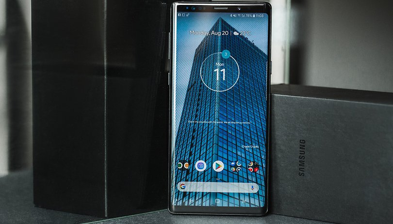 Samsung Galaxy S10 will get a Bright Night mode