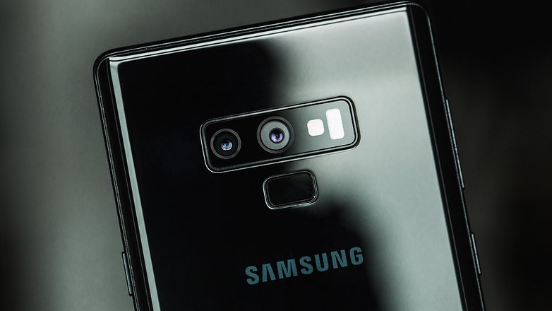 AndroidPIT samsung galaxy note 9 9069