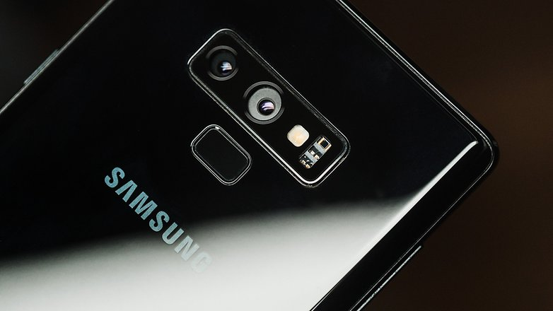 AndroidPIT samsung galaxy note 9 9075
