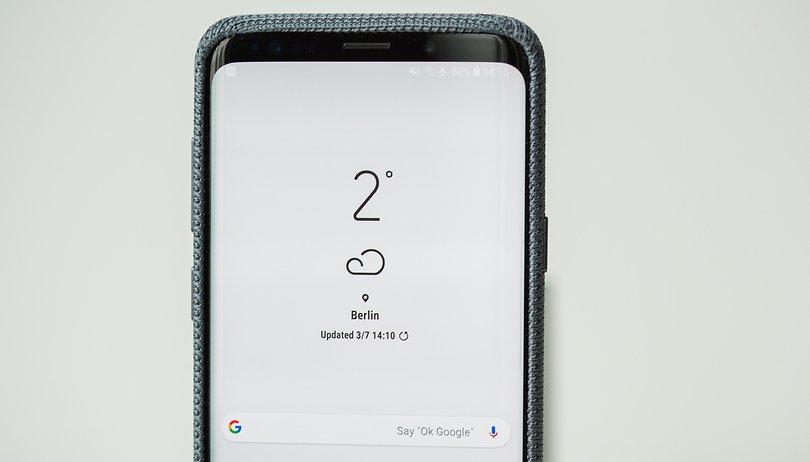 Anche il touchscreen del vostro Galaxy S9/S9+ è difettoso?