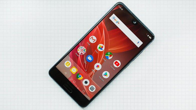 AndroidPIT sharp aquos c10 9640