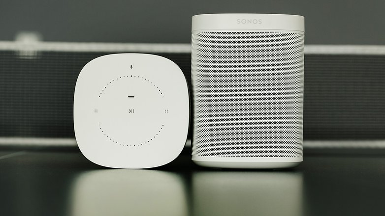 AndroidPIT Sonos one play one smart speaker 0644