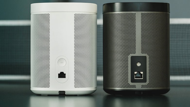 AndroidPIT Sonos one play one smart speaker 0655