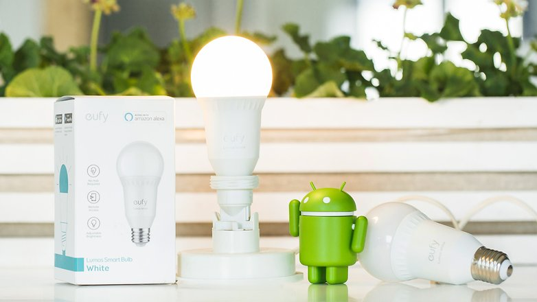 AndroidPIT eufy smart lamp lumos 3989