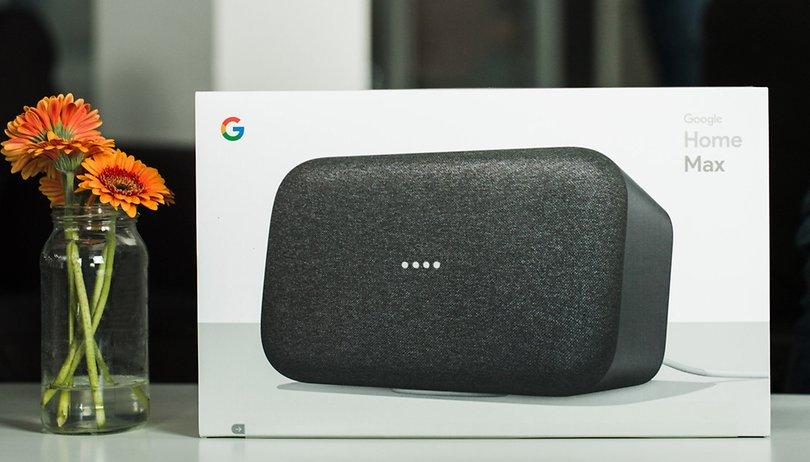 Hands-on de Google Home Max: ¡Ok Google, volumen máximo!