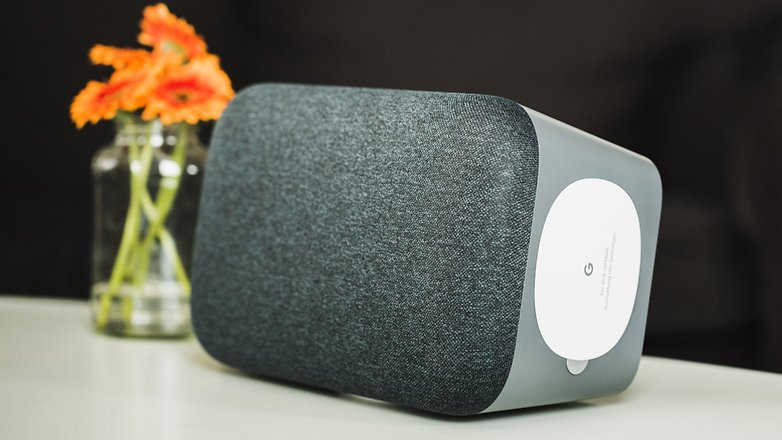 AndroidPIT google home max 9587
