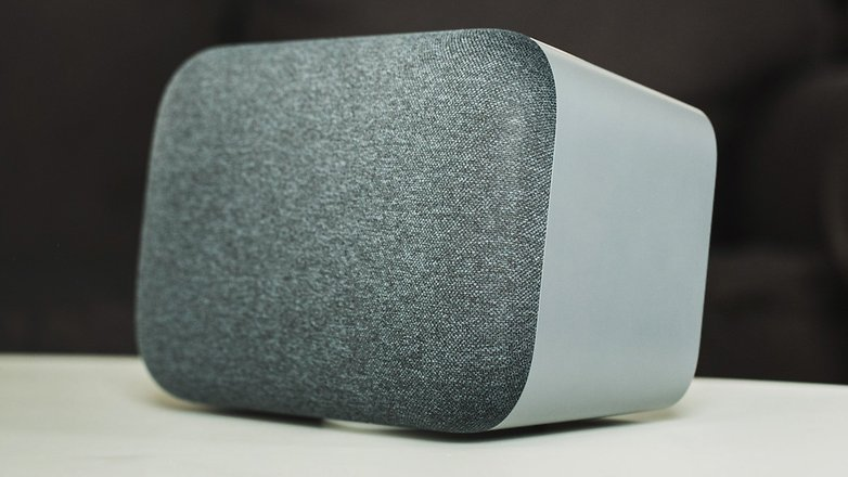 AndroidPIT google home max 9593