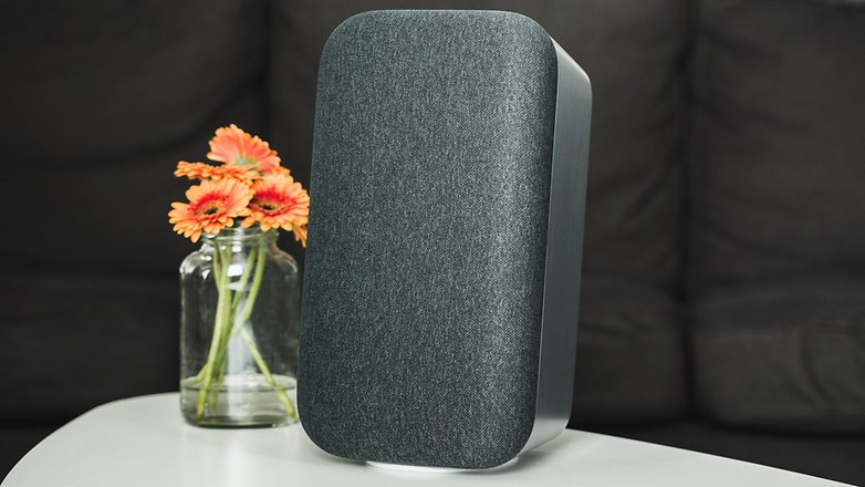 AndroidPIT google home max 9601