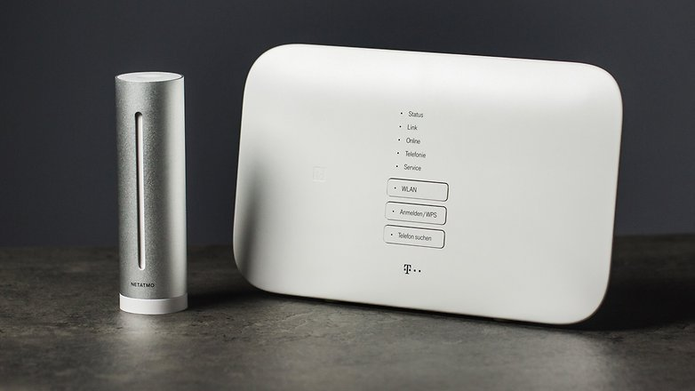 AndroidPIT netatmo weather station 2837