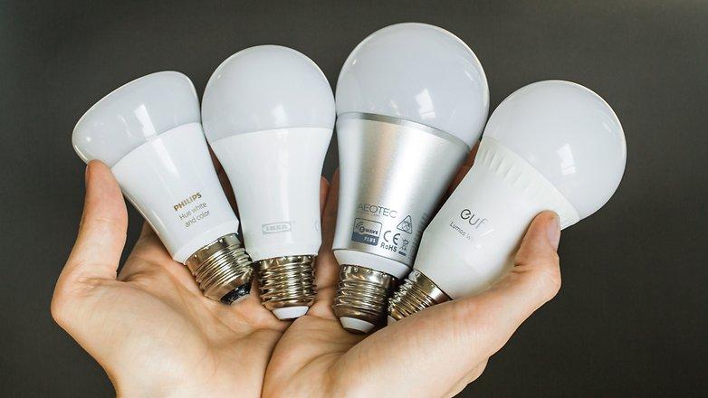 AndroidPIT smart bulbs 4003